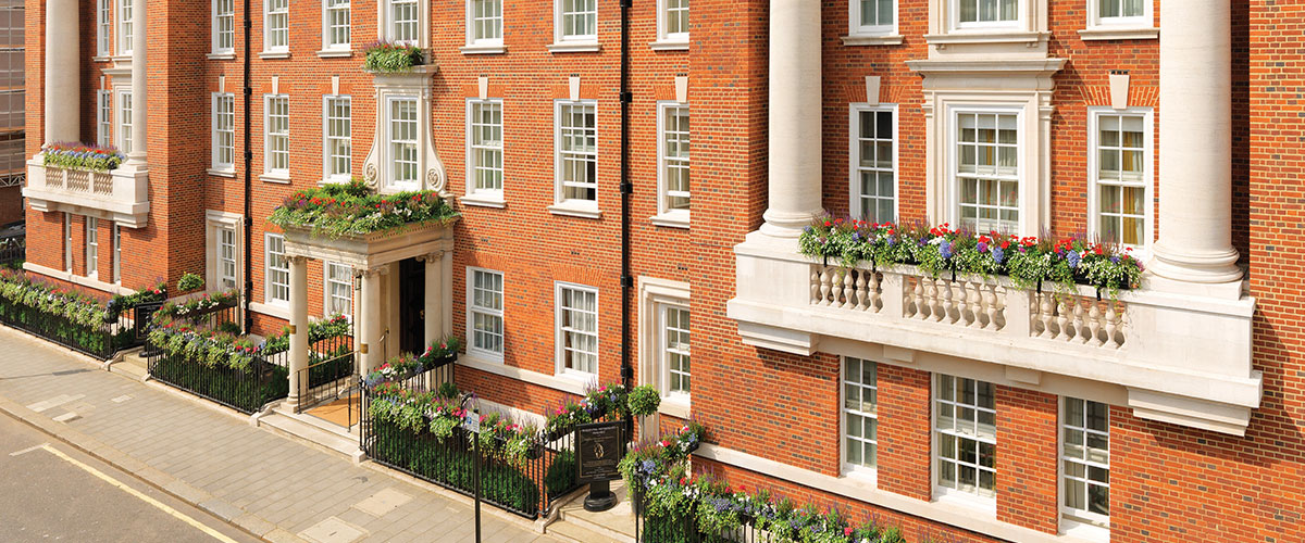 47 Park Street Grand Residences By Marriott Your London Apartment